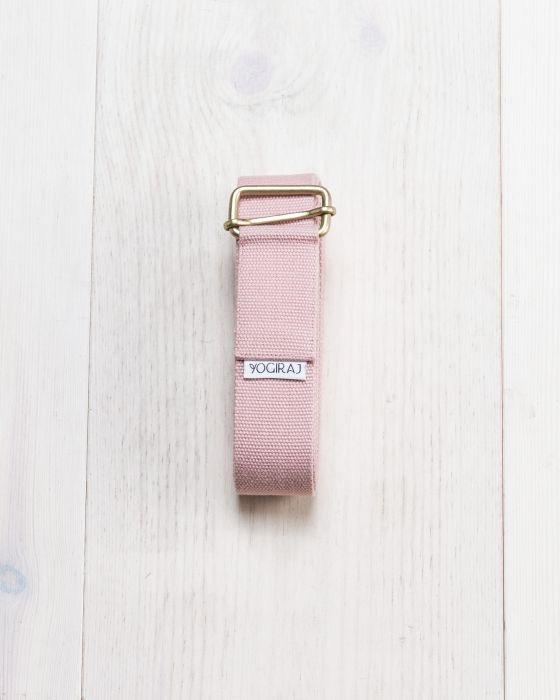 Yogiraj_bälte_pink